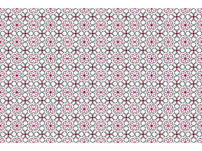 Designtapete Folge Den Blumen