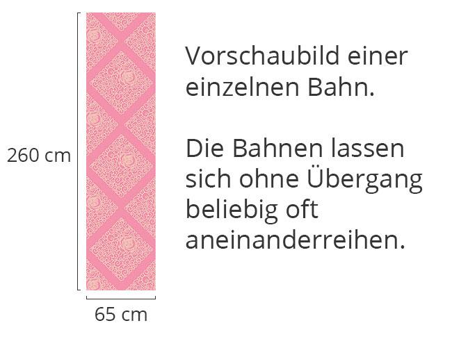 Designtapete Dornröschens Bett