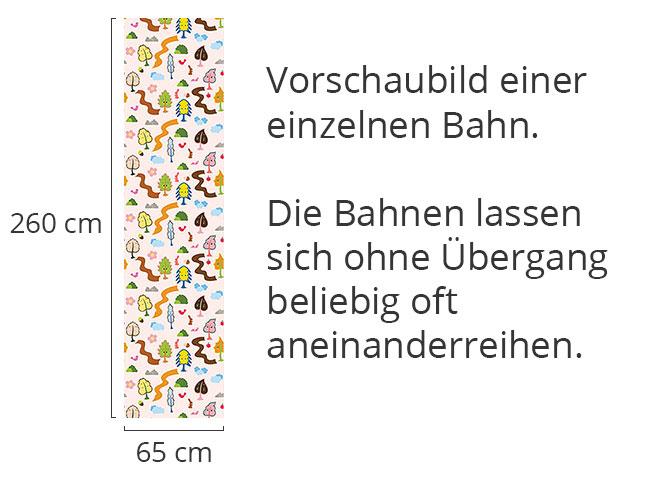 Designtapete Baumfreunde