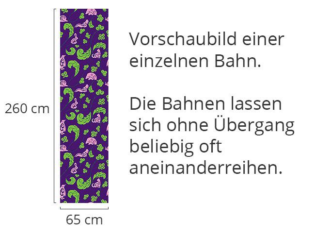 Designtapete Waldleben