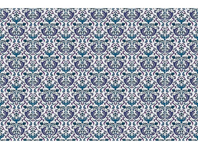 Designtapete Bon Apart Blau