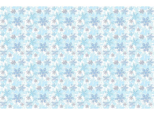 Designtapete Sibiria Blau