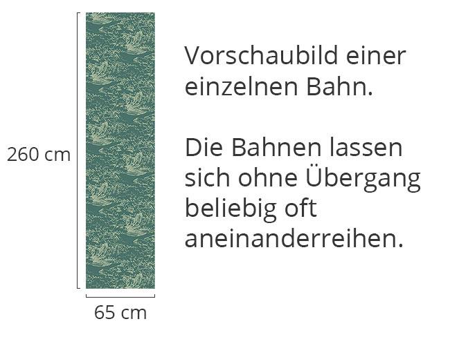 Designtapete Sturmhöhe