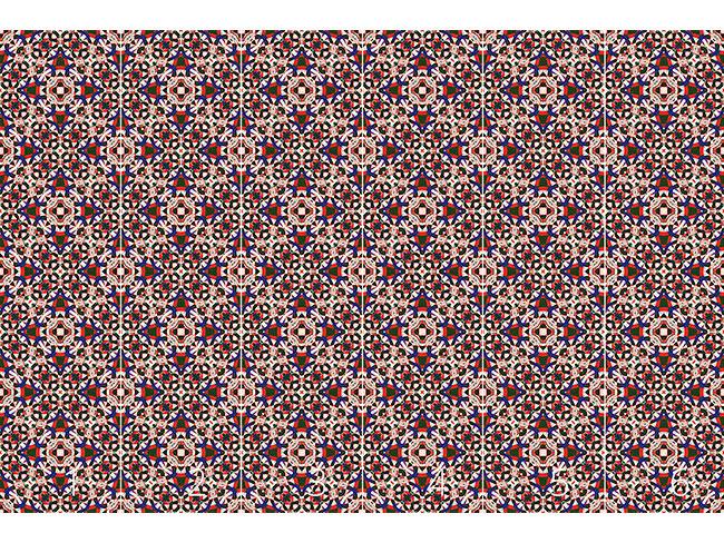 Designtapete Kaleidoskop