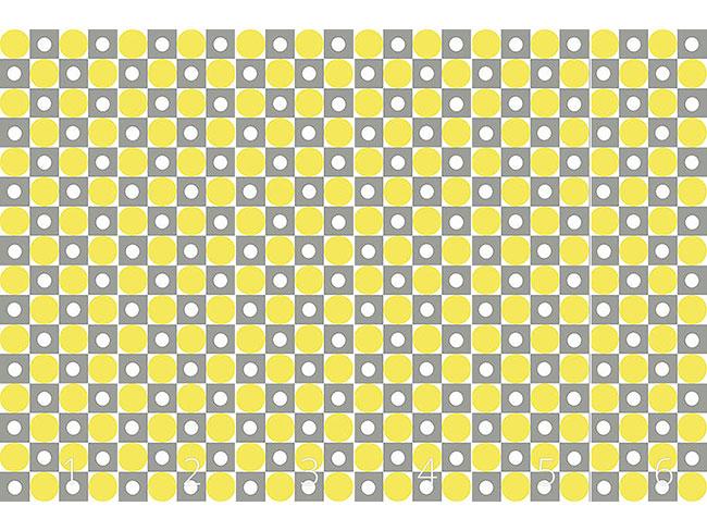Designtapete Lemonade