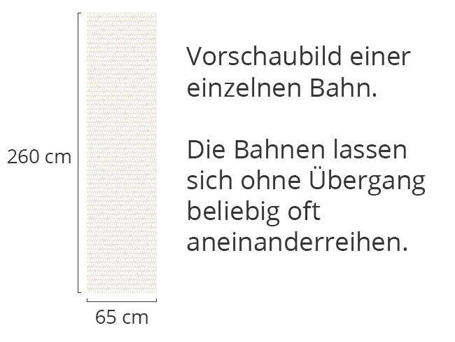 Designtapete Schuppenkleid Weiss