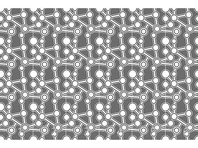 Designtapete Ab Original Grau