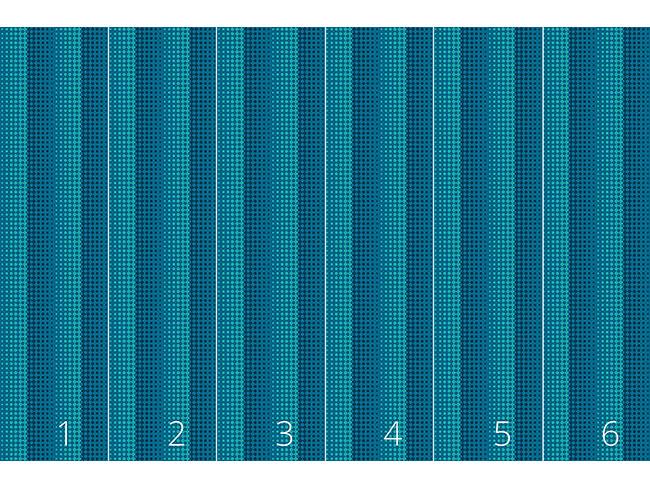 Designtapete Wave Ocean