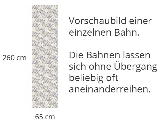 Designtapete Flieg, Hirschkäfer