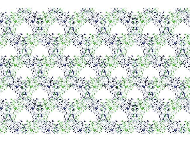 Designtapete Blumenstrauss