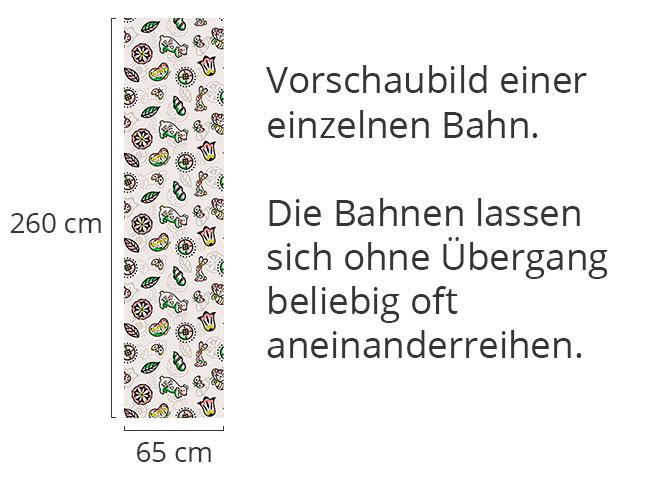 Designtapete Wunderwald