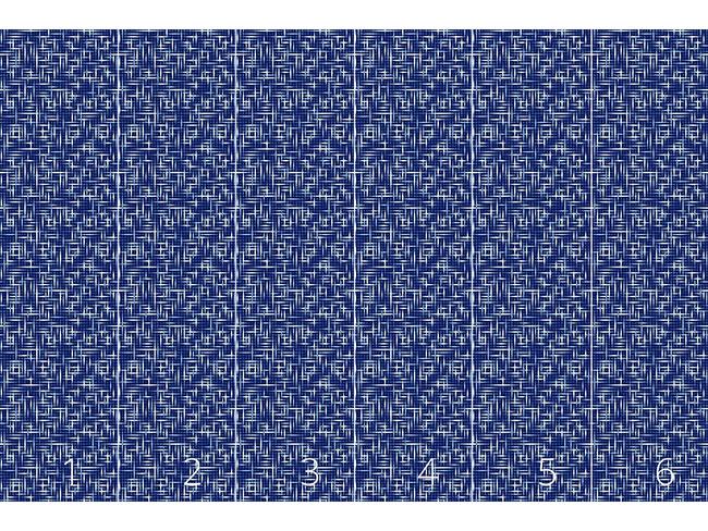 Designtapete Textus Blau