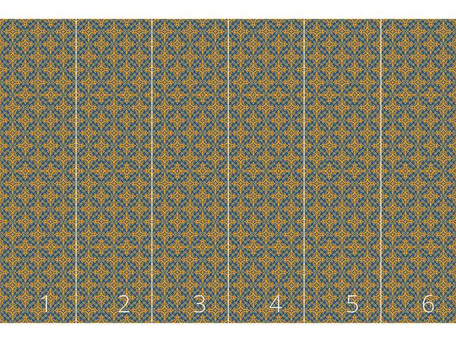 Designtapete Mosaik