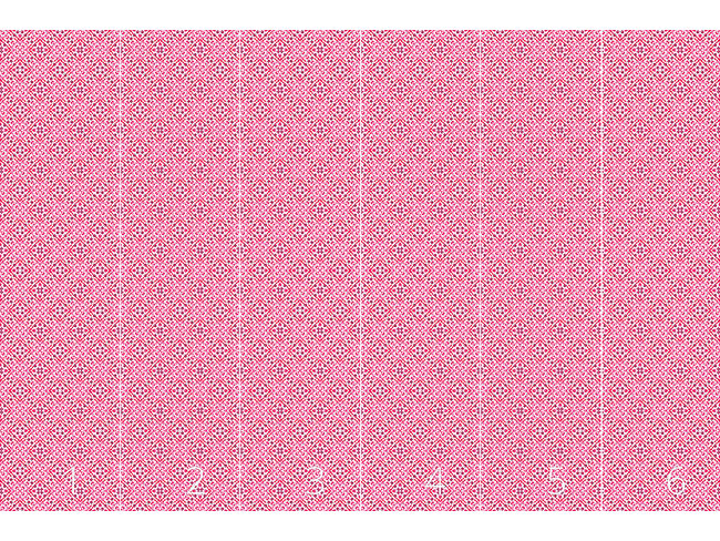 Designtapete Paradiesisches Pink