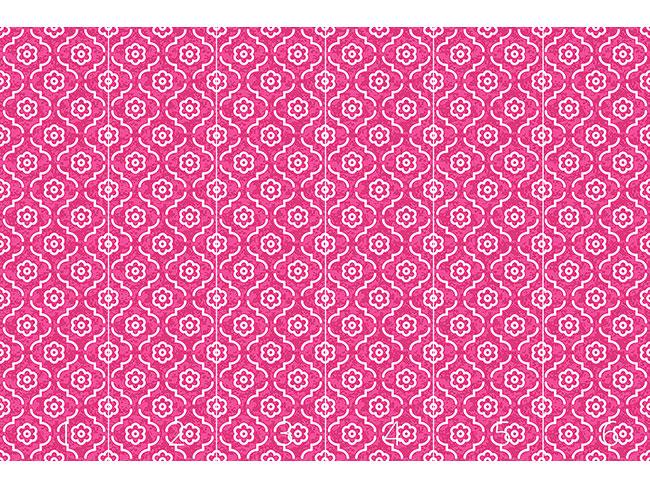 Designtapete Pink Lady Marokko