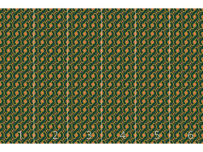 Designtapete Soja Verde