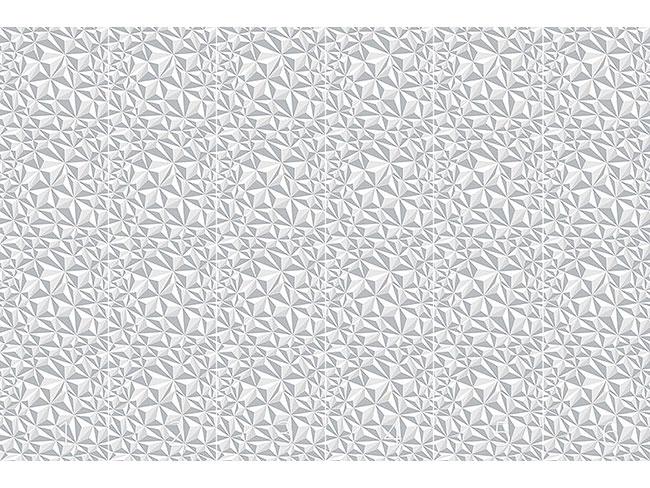 Designtapete Papier Geometrie