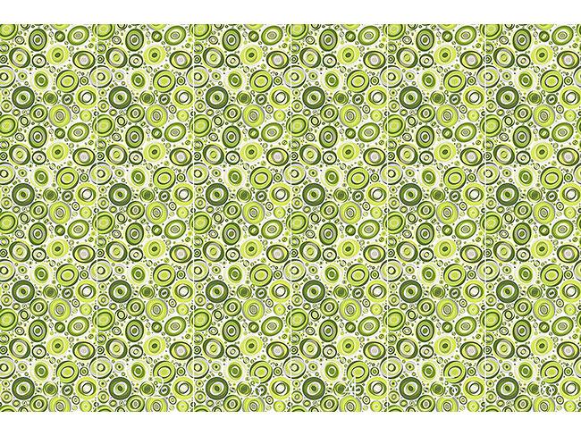 Designtapete Ellipso Verde