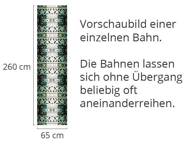 Designtapete Am Ende Des Blätterlabyriths