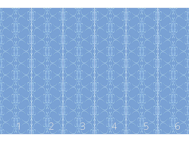 Designtapete Spuren Im Eis