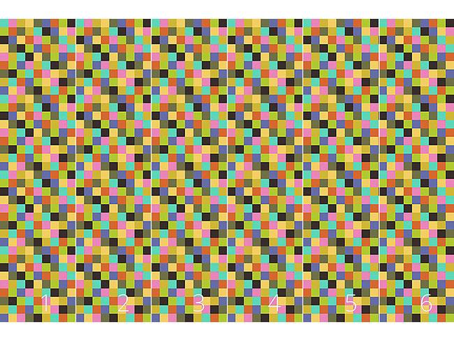 Designtapete Eulatik Zum Quadrat