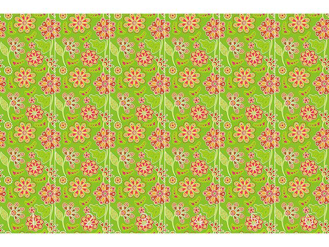Designtapete Floraler Zauber