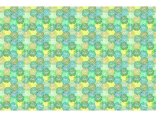 Designtapete Frühlingsrosen