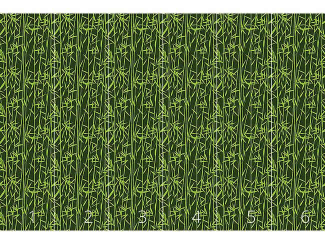 Designtapete Big Bamboo