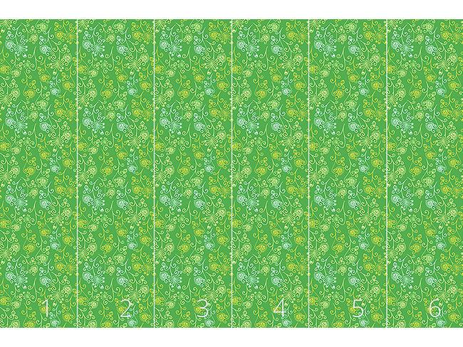 Designtapete Florale Frühlingsgefühle