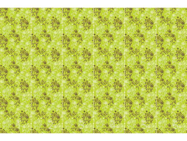 Designtapete Frühlingsgefühle Der Fantasieblumen