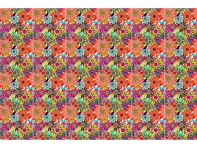 Designtapete Brazil Floral