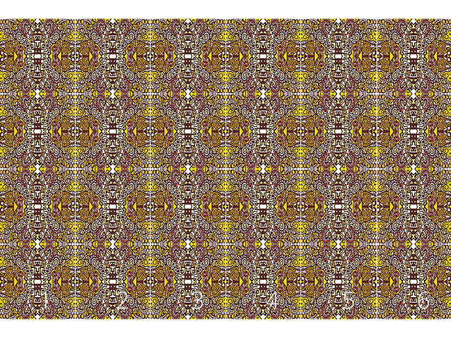 Designtapete Im Azteken Tempel
