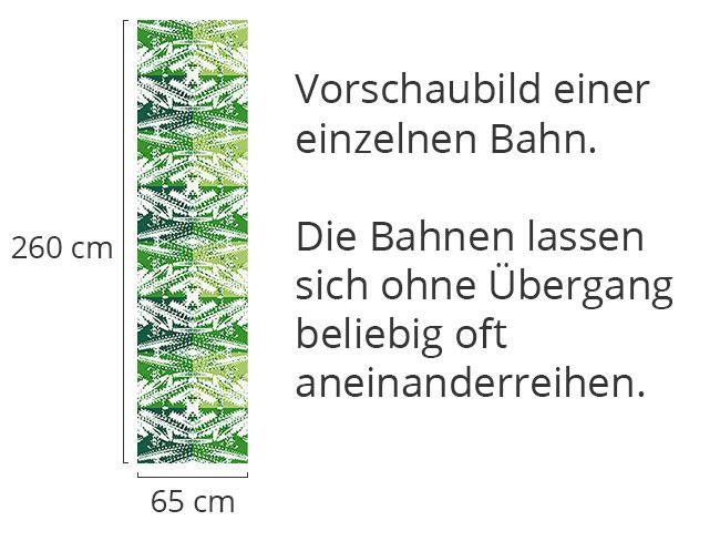 Designtapete Kakteen Kunst Auf Karo