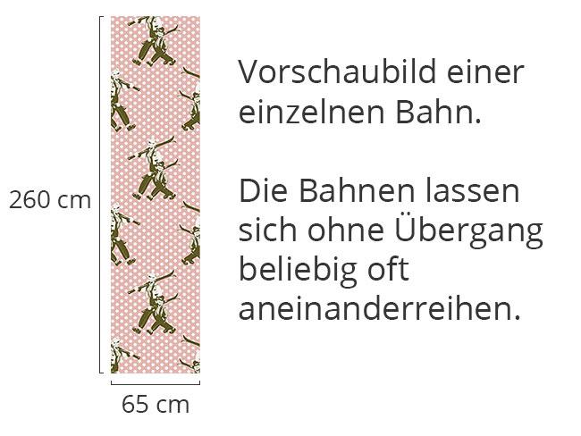 Designtapete Fritz Und Mama Gehen Schifahren