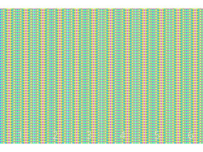 Designtapete Pixel Streifen