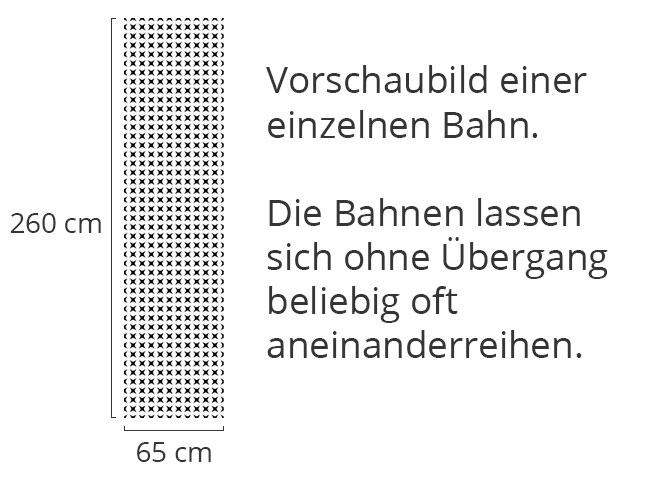 Designtapete Schwarz Weiss Denken