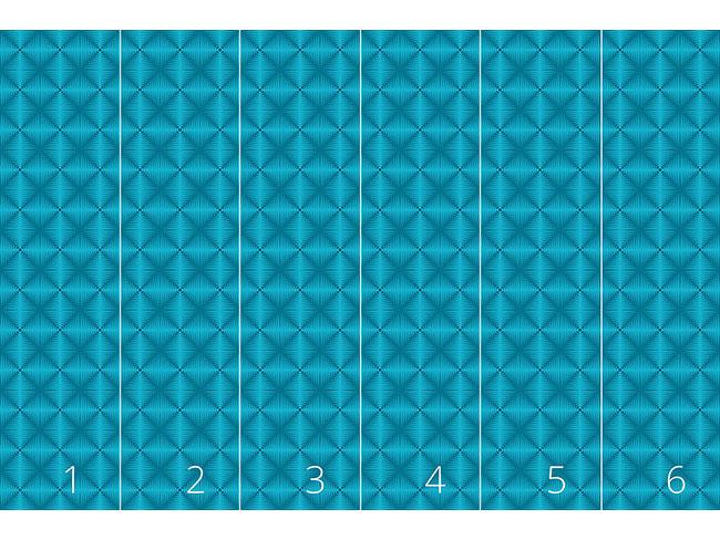 Designtapete Zickzack Zum Quadrat