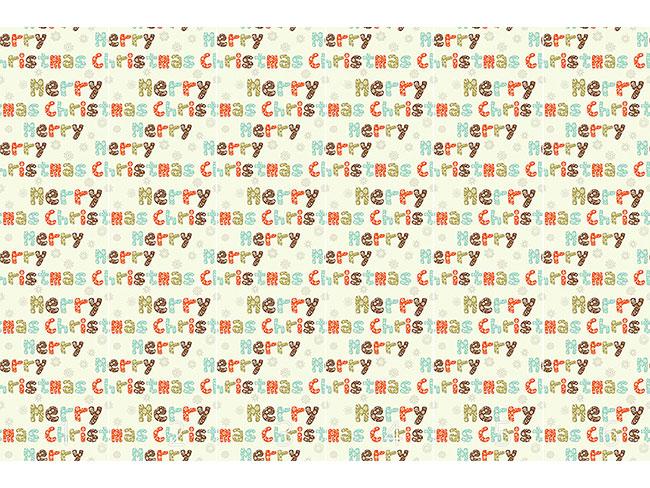 Designtapete Nochmal Weihnachten