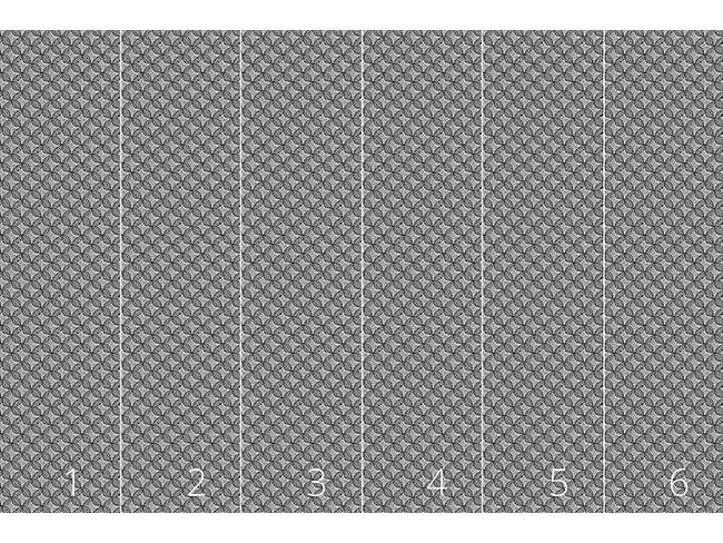 Designtapete Holzabdruck Variation