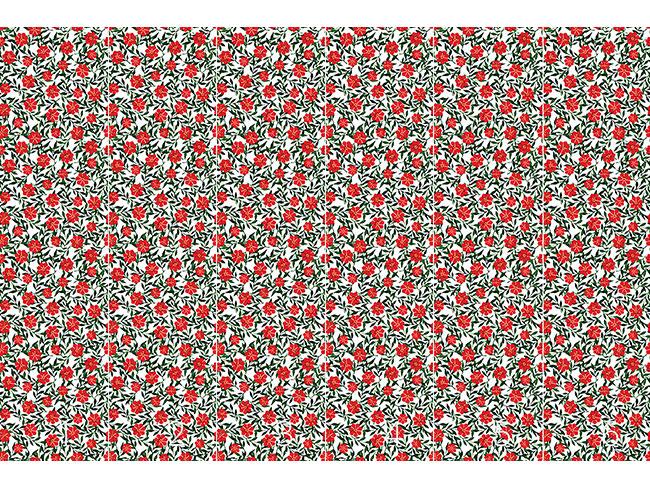 Designtapete Blüte
