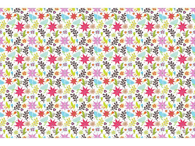Designtapete Wir Lieben Blumen