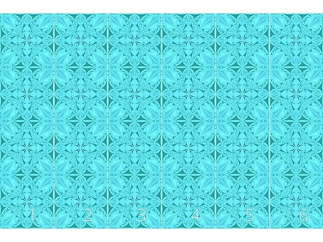 Designtapete Kristall Schönheit