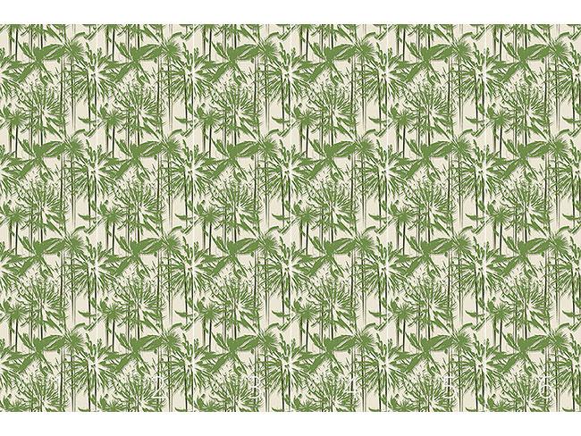 Designtapete Palmen In Vietnam