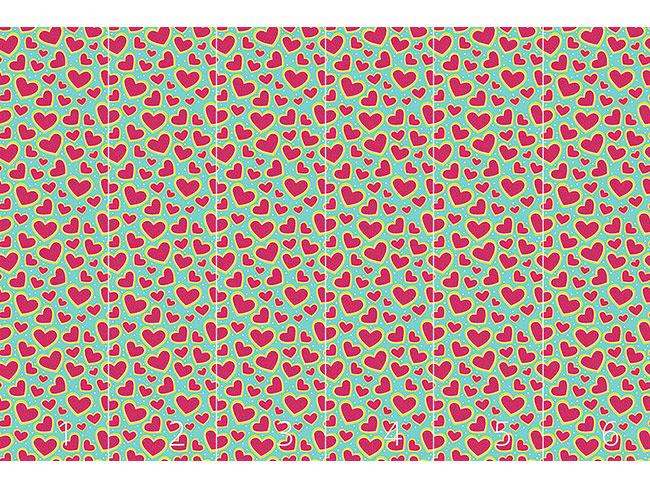 Designtapete Ich Bin So Wild Nach Deinem Erdbeer Herz