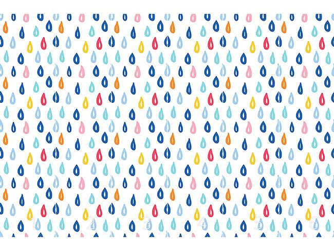 Designtapete Im Regen