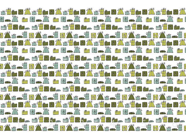 Designtapete Wunschpunsch Grün