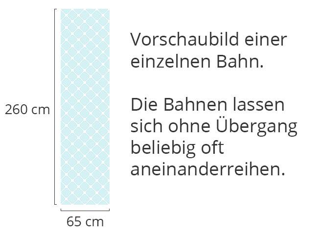 Designtapete Eis Würfel