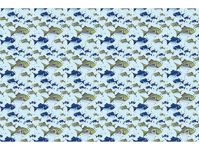 Designtapete Fische Der Nordsee