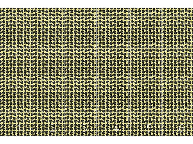 Designtapete Oliven Ernte
