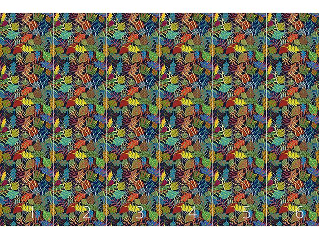 Designtapete Traum Von Blättern